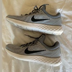 Nike Lunar Skyelux Cool Gray size 10! Worn once!